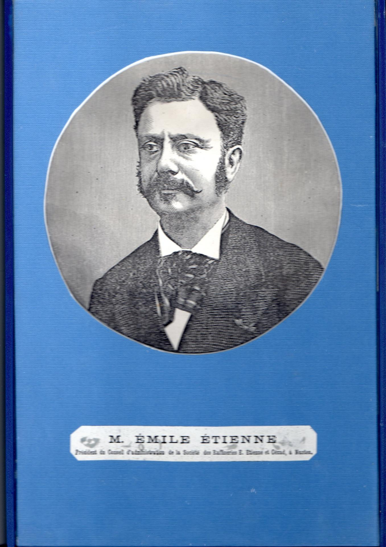 Emile Etienne
